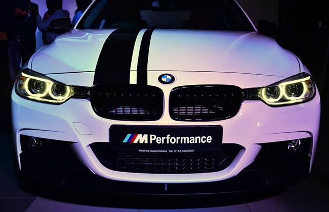 New BMW M Performance