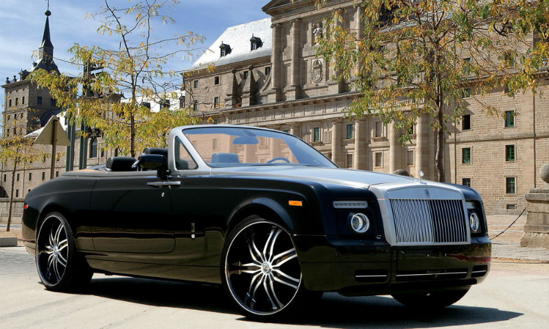 New Rolls Royce