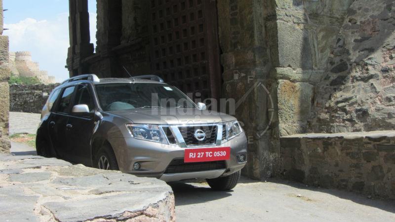 Nissan Terrano 2013 Test Drive