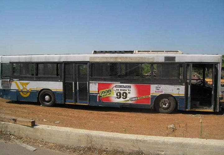 Old Public Bus