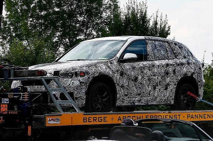 Spyshots BMW Family Activity Sports Tourer