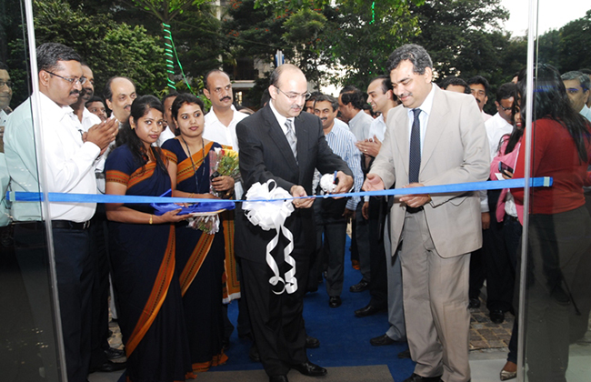 Tata Motors launches new high-tech showroom in Bangalore
