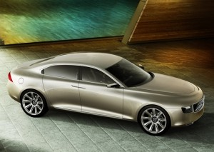 Volvo flagship sedan S100 will rival S Class