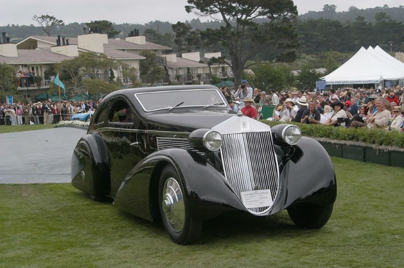 1925 Rolls Royce Phantom l