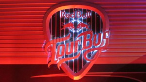 2013 Red Bull Tour Bus