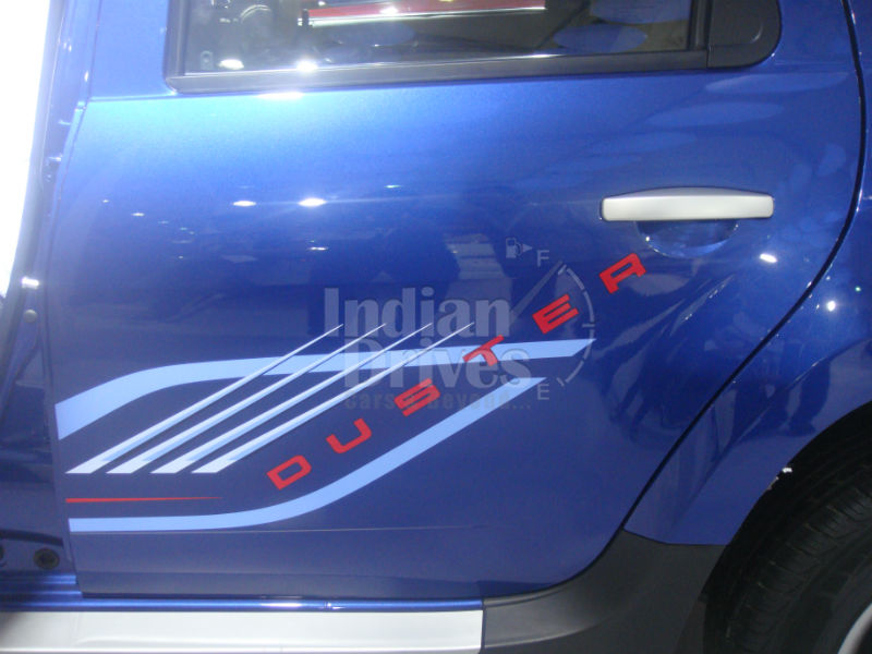Special Anniversary Edition of Renault Duster