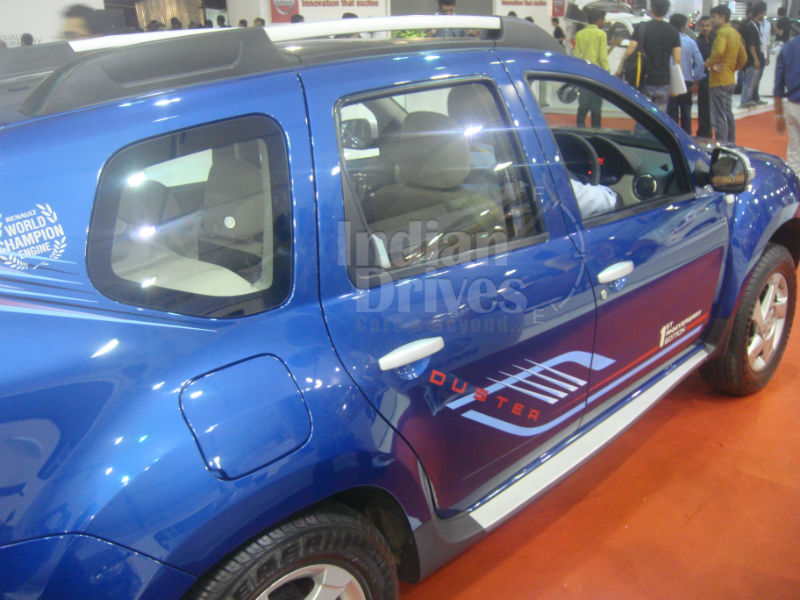 Renault Launches Anniversary Edition of Duster in Cosmos Blue