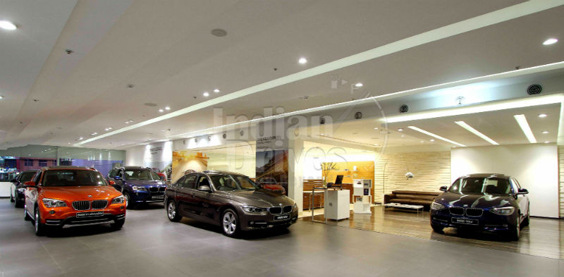 BMW opens new showroom in Chennai