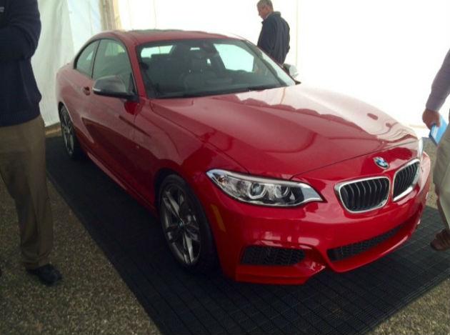 BMW M235i Revealed As Sneaky Photos