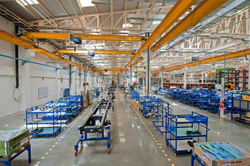 Scania inaugurates first manufacturing facility