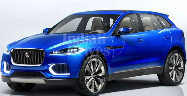 Jaguar SUV Concept C-X17