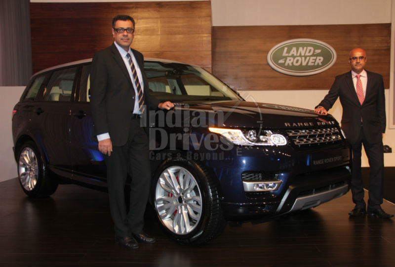 Land Rover launches all new Range Rover Sport in India
