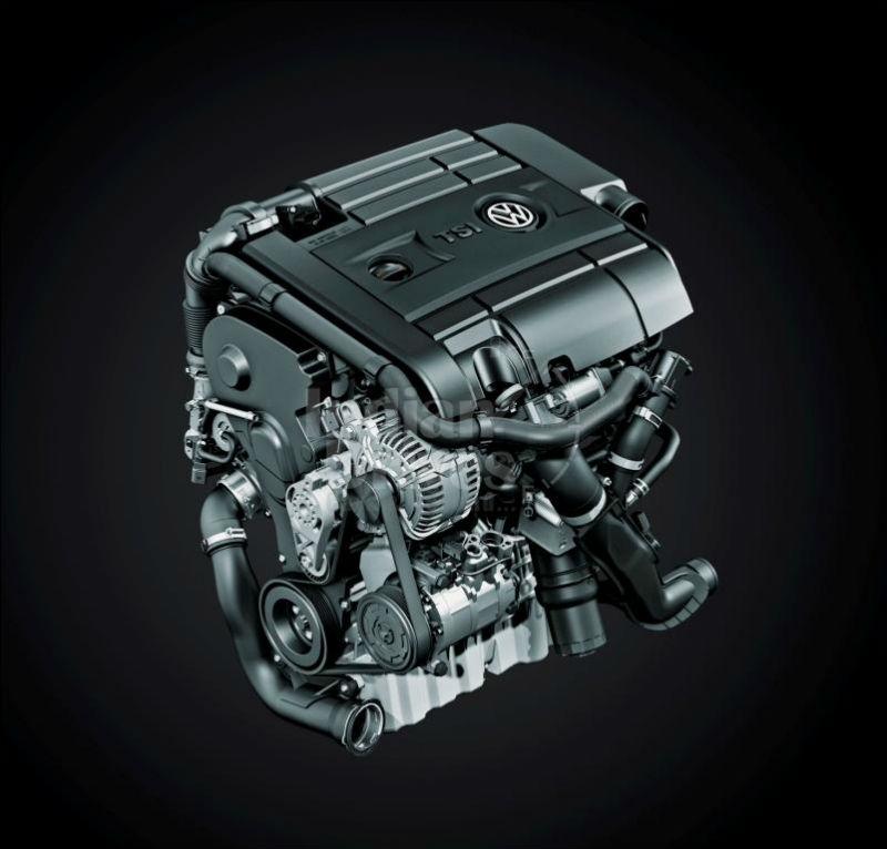 Volkswagen Vento 1.2TSI Engine