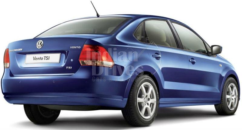 2013 Volkswagen Vento 1.2TSI