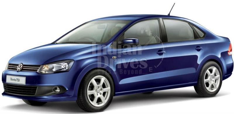 Volkswagen Vento 1.2TSI