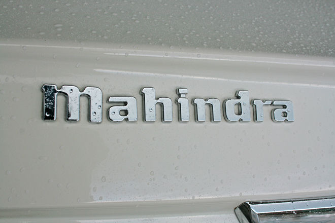 Mahindra Auto Sector Grows by 14% in September 2013