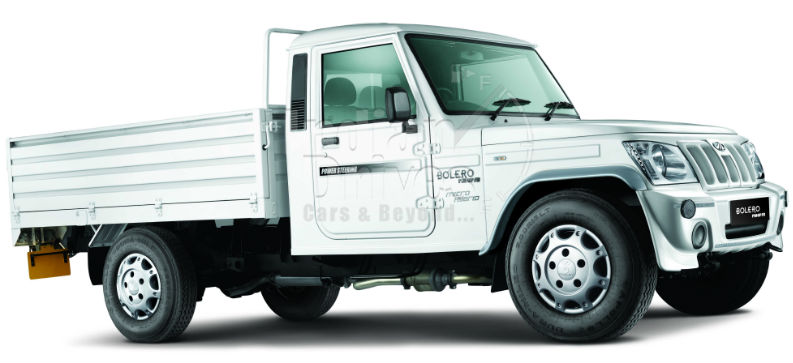 Mahindra New Bolero Pick-Up Flat Bed
