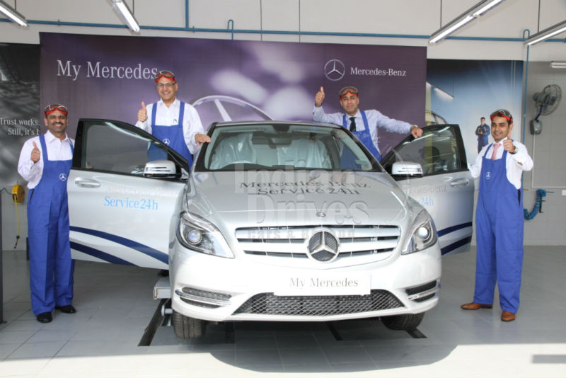 Mercedes-Benz India launches 'My Mercedes'