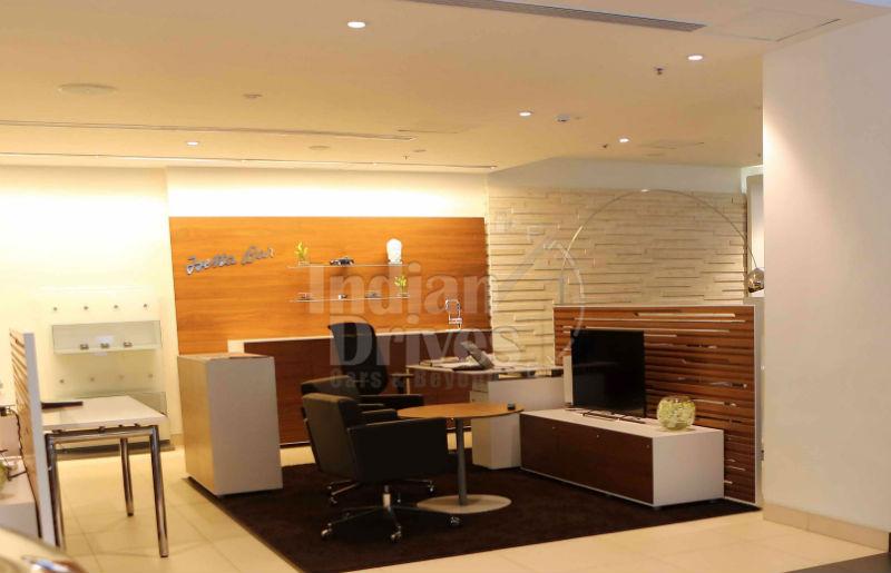 New BMW showroom in Chennai