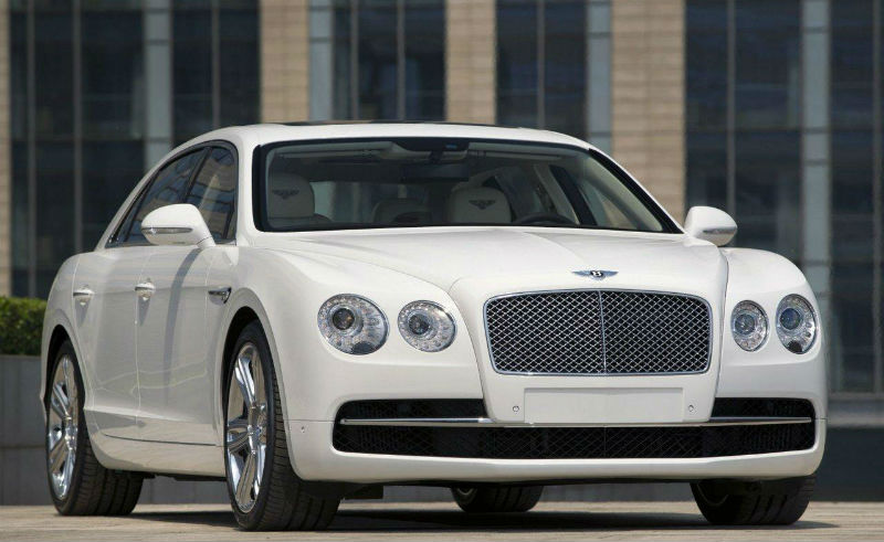 New Bentley Flying Spur Launched In India For Rs 3 1 Crore Ex