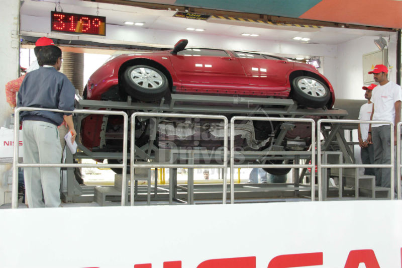 Nissan Safety Driving Forum Phase-2 Commences in India