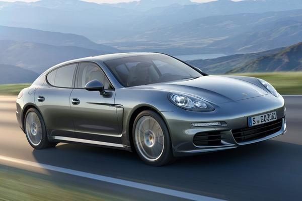 Porsche Panamera facelift launched in India