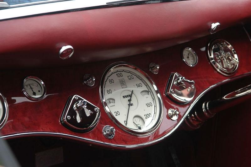 Rolls Royce 1925 Phantom l