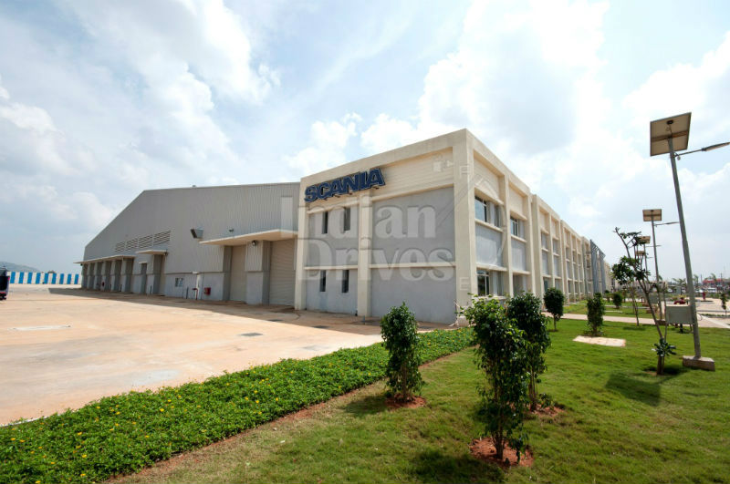 Scania inaugurates first manufacturing facility in India
