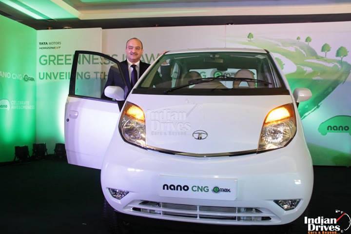 Tata Nano CNG emax