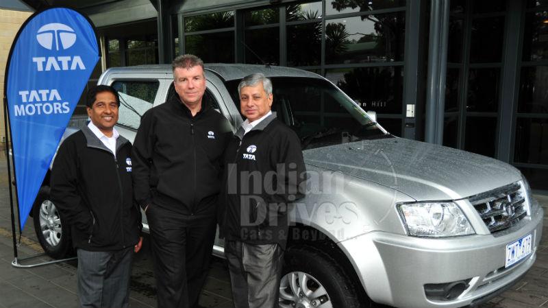 Tata Xenon Released For Sale in Australia