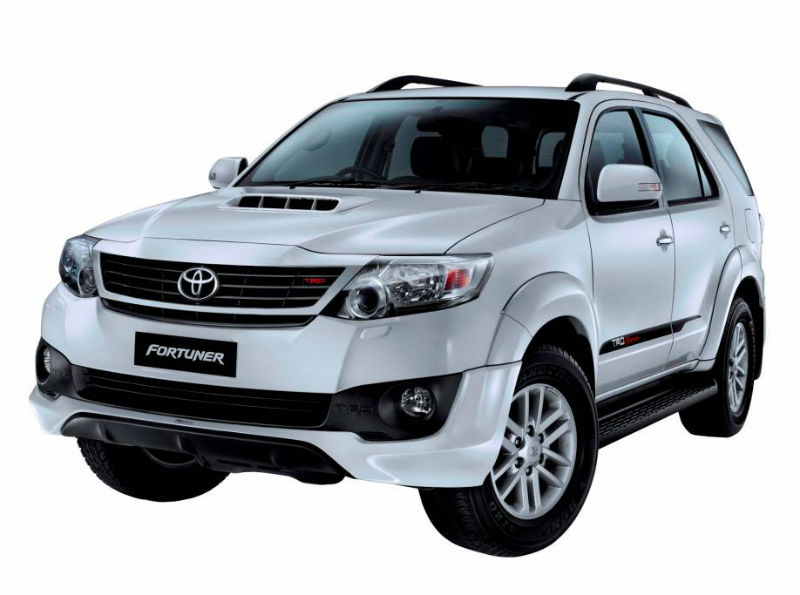 Toyota launches limited edition Fortuner in India for Rs 24.26 lakh