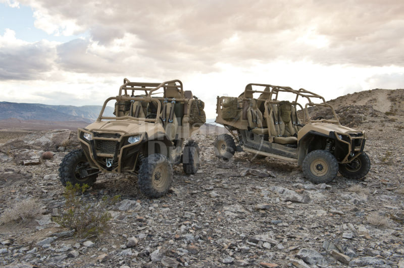 USSOCOM Awards Polaris Contracts to Supply