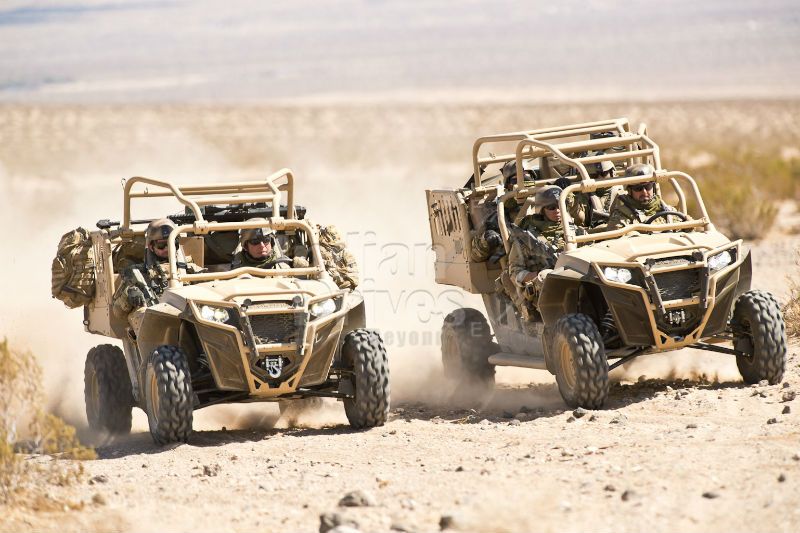USSOCOM awards Polaris contracts