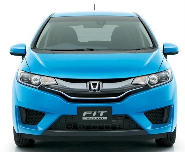 2014 Honda Jazz hybrid