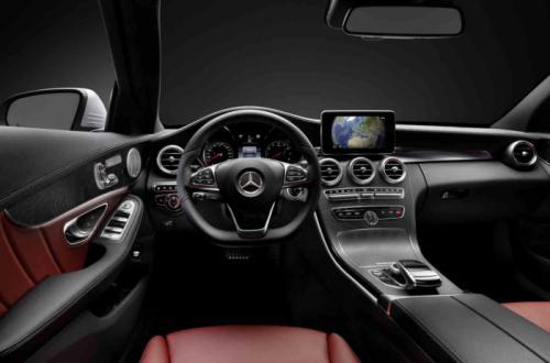 2014 Mercedes Benz C Class Interiors