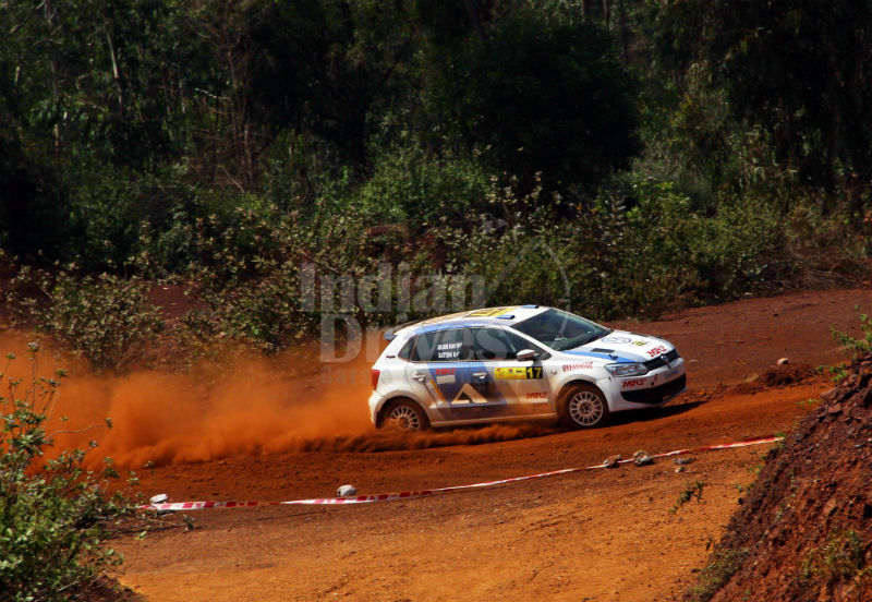 Positive Results For Volkswagen Motorsport India Developed Polo