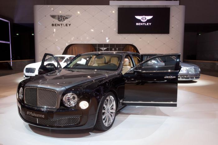 Bentley Mulsanne Shaheen