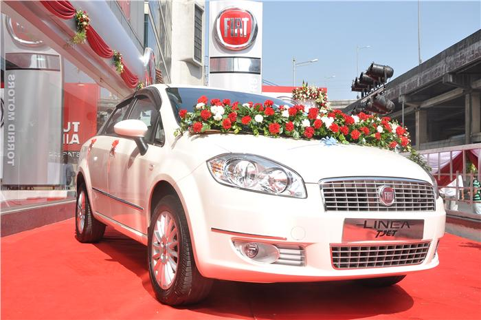 Fiat opens three new showrooms in Mumbai