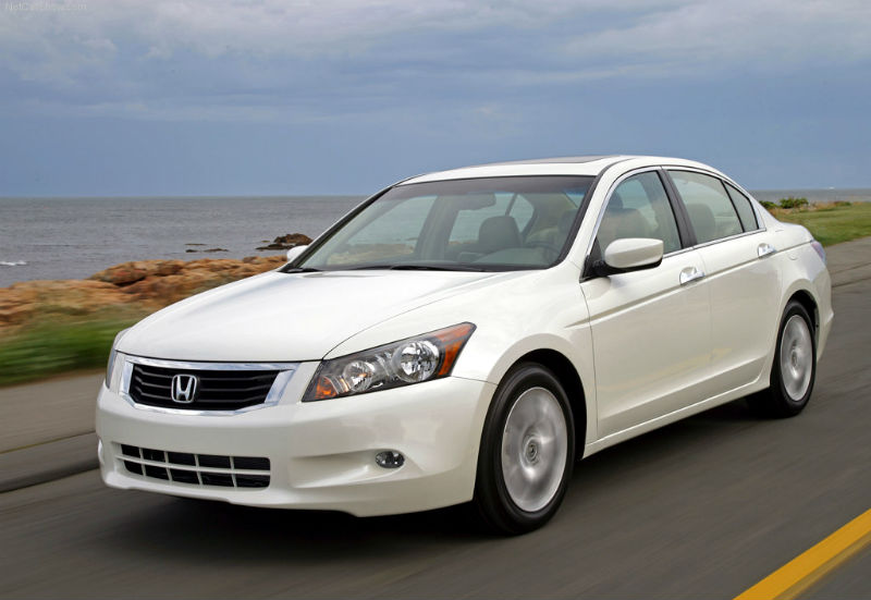 Honda Accord In India