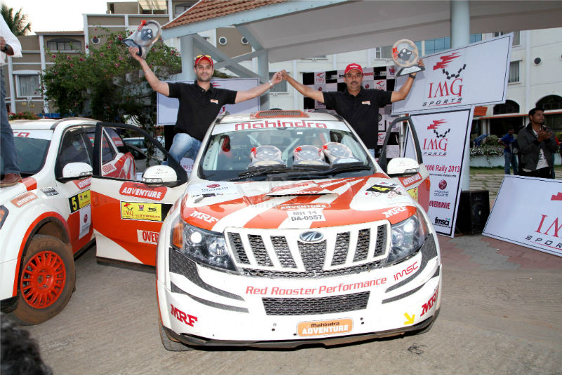 Indian National Rally Championship 2013