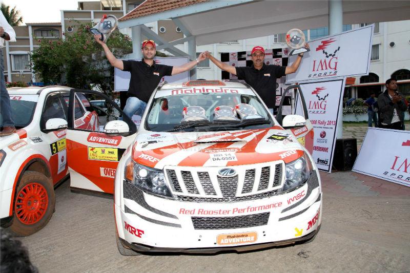 Indian National Rally Championship 2013
