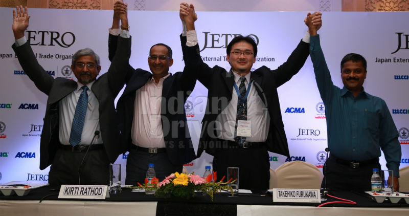 JETRO holds maiden auto components event in Pune
