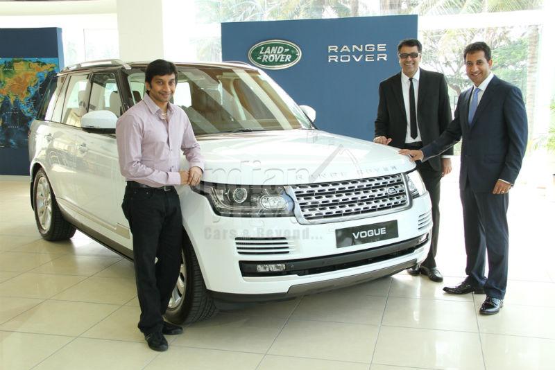 Jaguar Land Rover Opens Showroom in Coimbatore Tamil Nadu