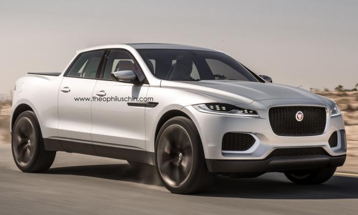 Jaguar Truck Concept