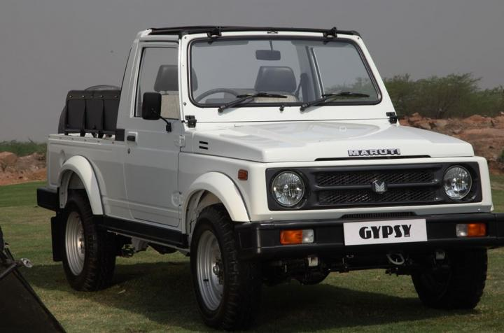 Maruti Gypsy Facelift