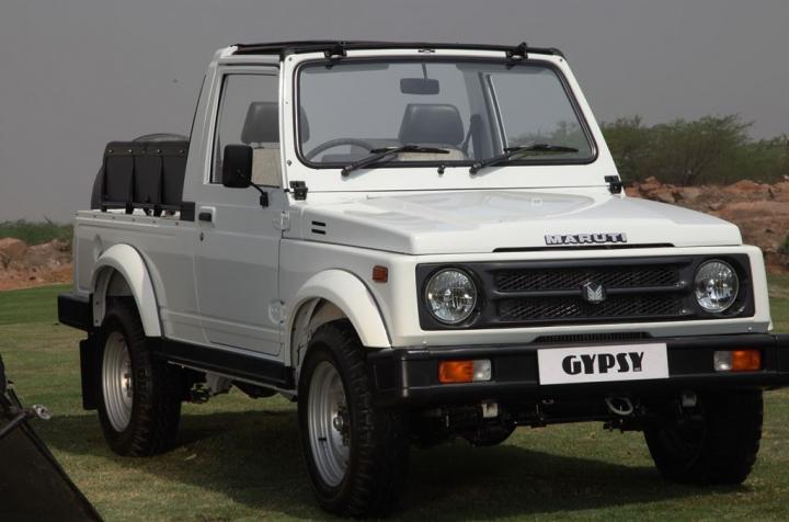 Maruti Gypsy Facelift