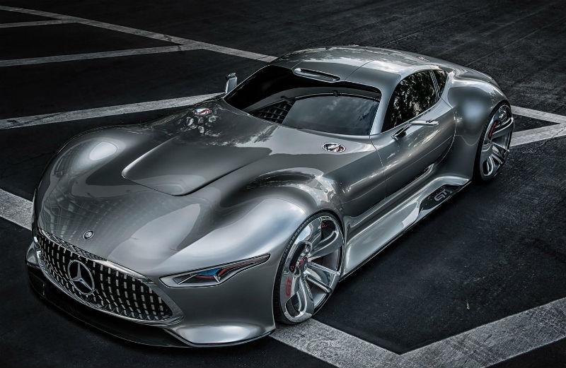 Mercedes Benz AMG Gran Tourismo