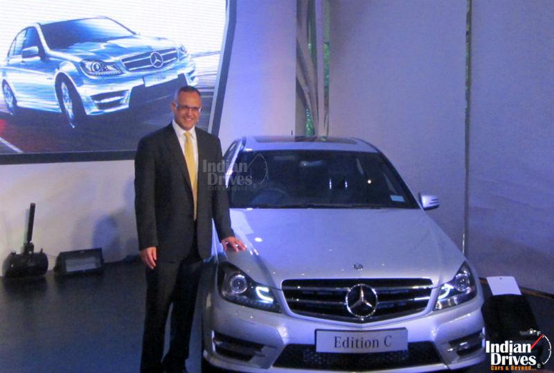Mercedes Benz C Class Celebration