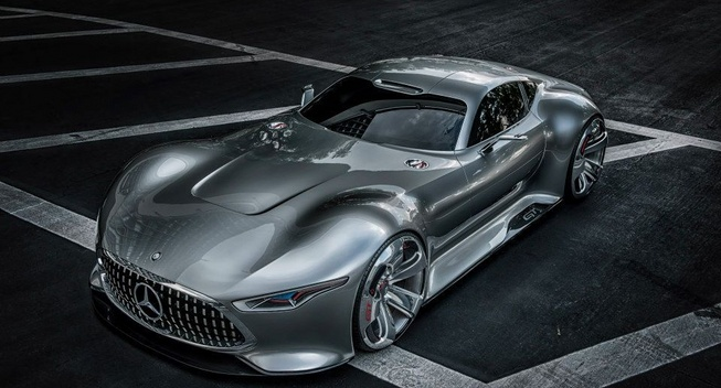 Mercedes Benz Gran Turismo AMG