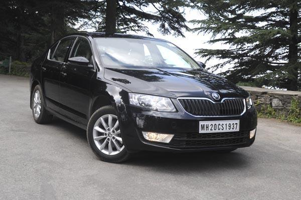 New 2013 Skoda Octavia 1.8 Ambition